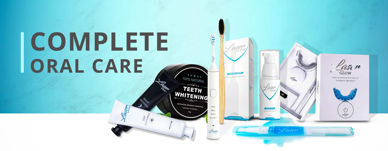 laserglow oral care teeth whitening