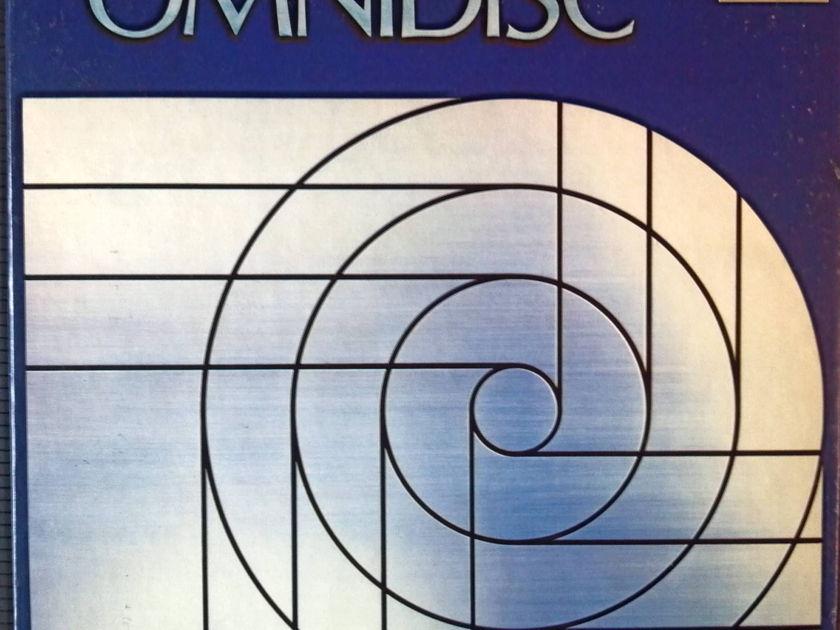OMNIDISC - OMNIDISC TELARC Turntable/Arm Setup Disc