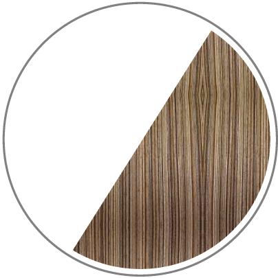 wood color of the Malibu Pau Hana sup beginner board
