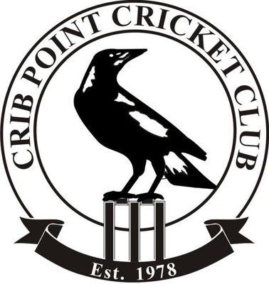 Crib Point cricket club Logo