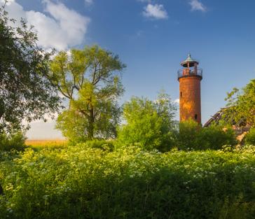 Легенды старого маяка: путешествие к калининградскому Риндерорту