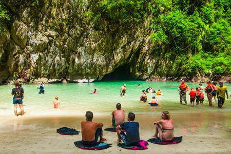 Magnificent Emerald Cave and Lanta Old town