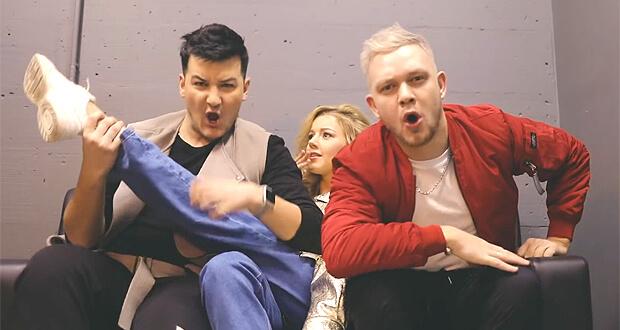Красавцы Love Radio запремьерили клип на хит «Алиса, привет! Алиса, бай-бай!» - Новости радио OnAir.ru