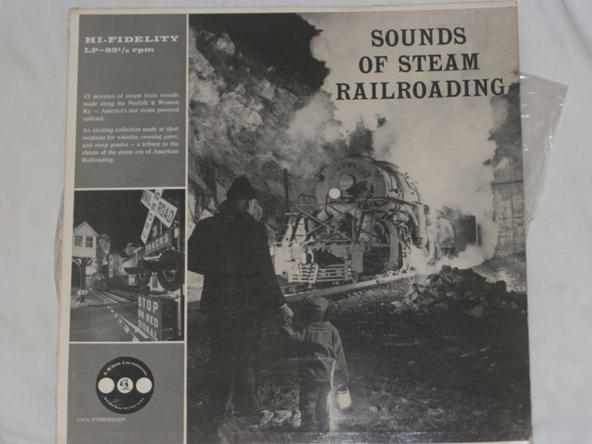 Hi-Fidelity - Sounds of Steam Railroading O. Winston Link 1957