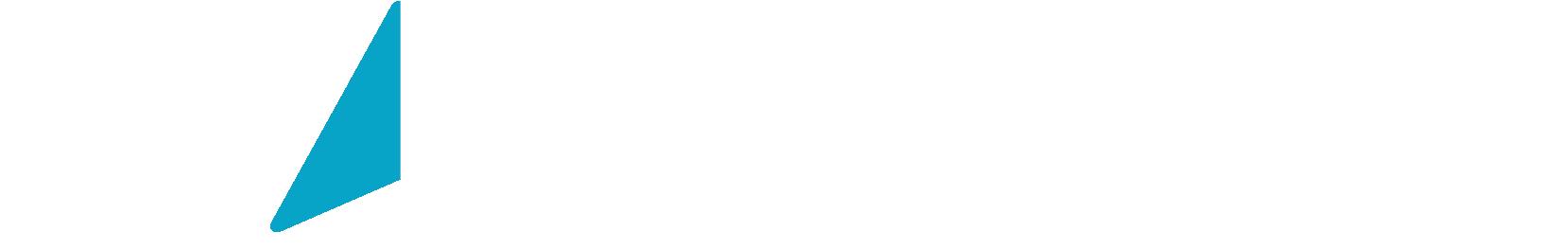 Logo blanco Hakuna Movilidad fondo transparente