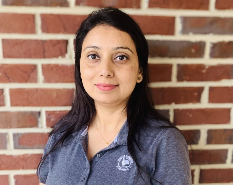 Ms. Saini , Pre-K Teacher