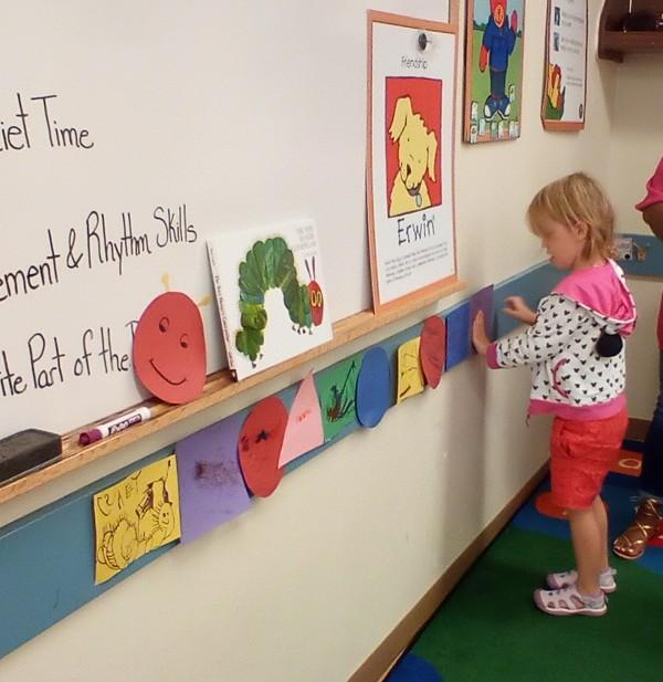 Preschool 2's Hungry Caterpillar