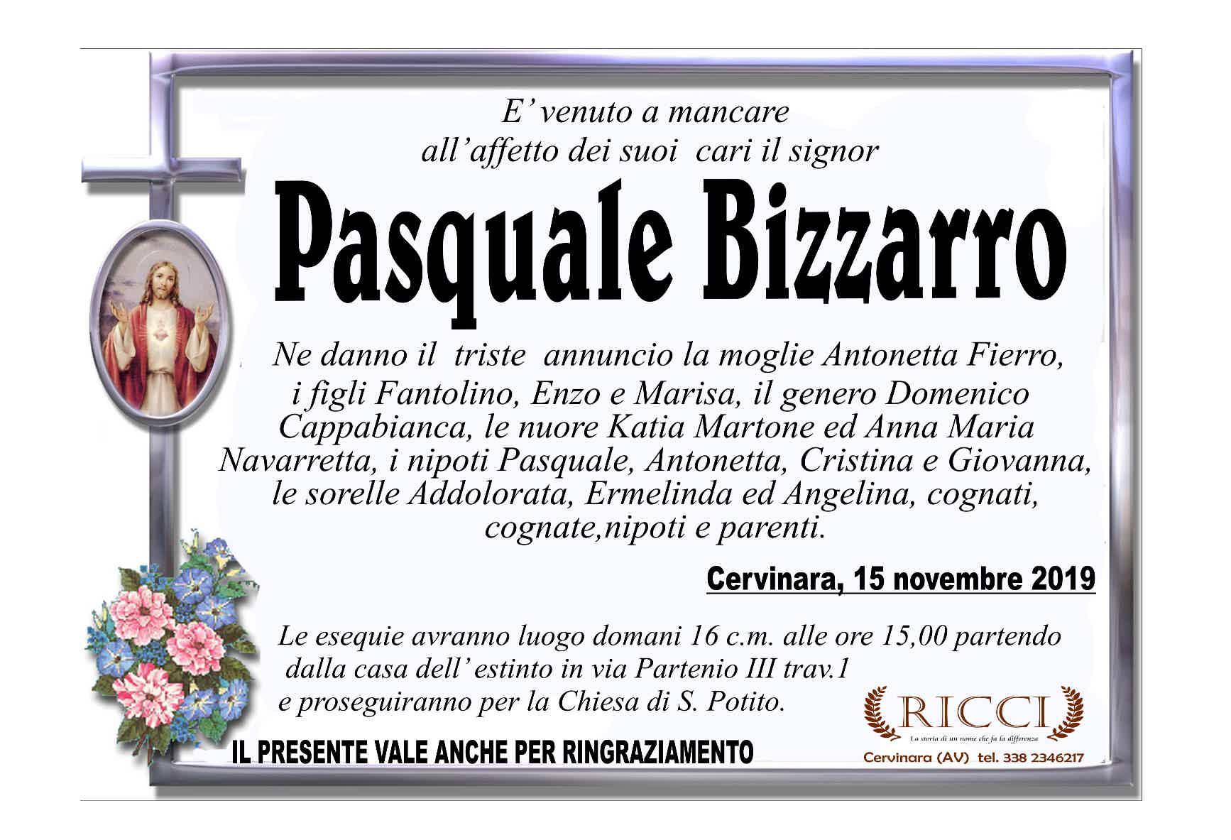 Pasquale Bizzarro