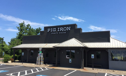 Porsche Touring Crew - Pig Iron Public House