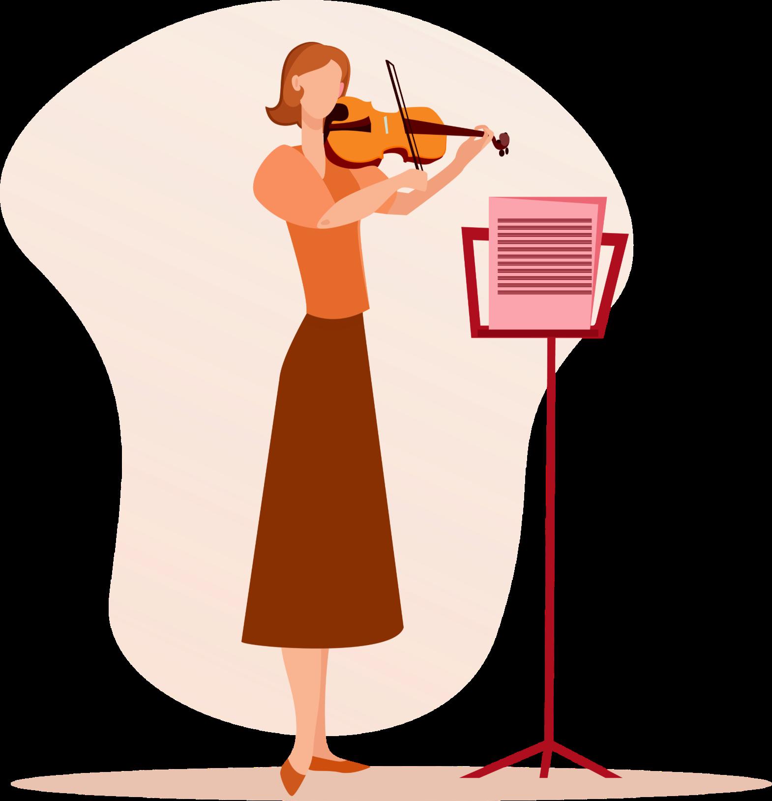 Tocar violino