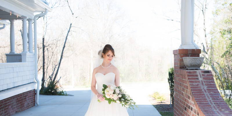 Classic Beauty Inspires in this Bridal Session
