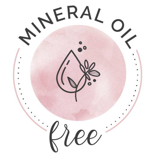 Mineral oil free Korean skincare