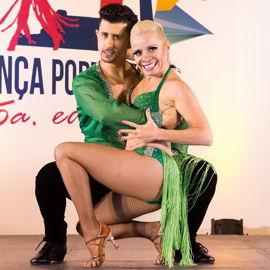 Laura Piano e Rodrigo Piano