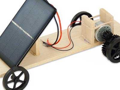 How To Build A Solar Car