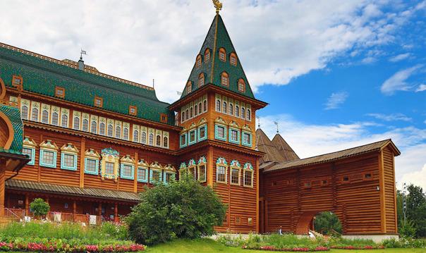 Царский сундучок. Дворец Алексея Михайловича в Коломенском