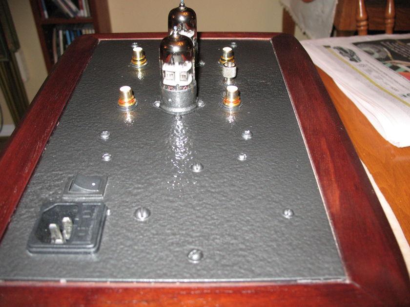 Bottlehead Seduction Phono line stage pre-amp