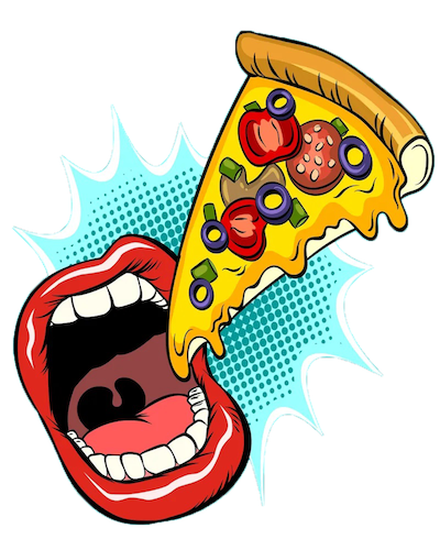 Logo - POWER PIZZA