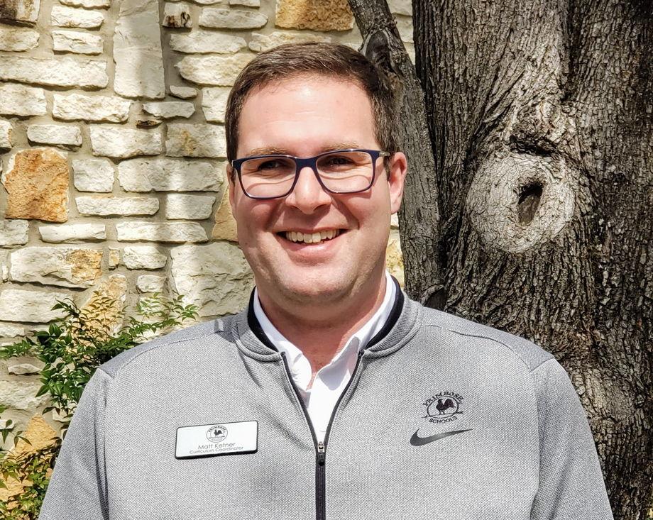 Matt Ketner , Curriculum Coordinator