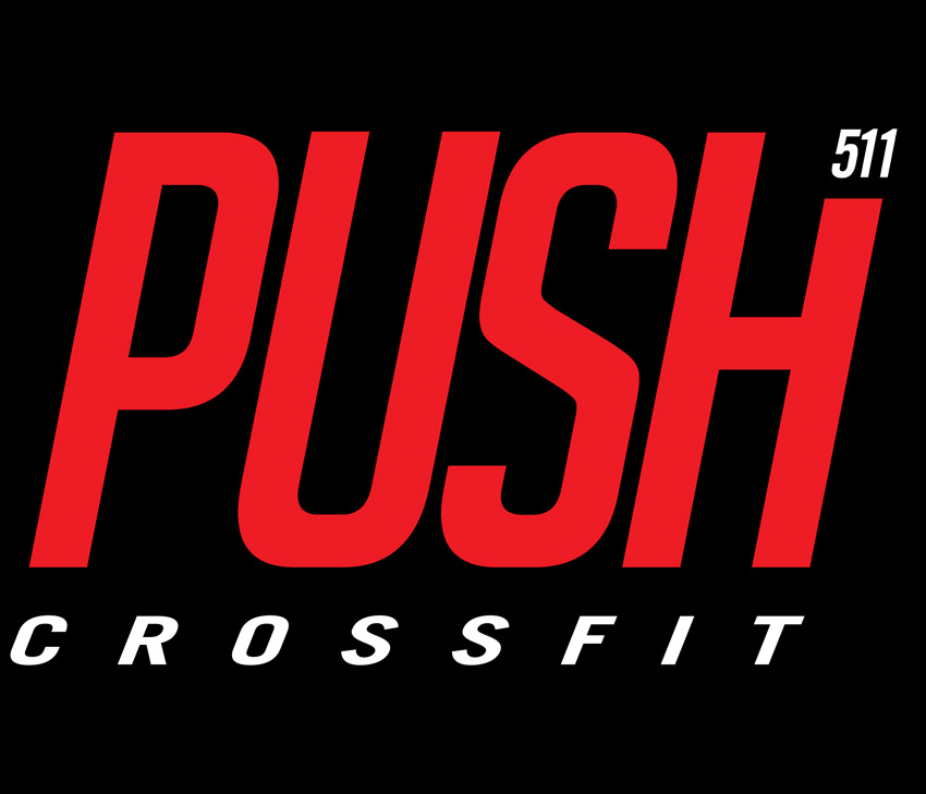PUSH511 CrossFit logo