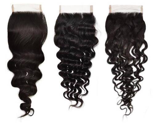 AVERA Virgin Hair Extensions Closures