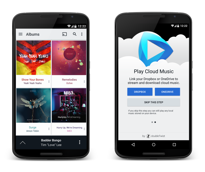 8 Best Android apps that can stream music from cloud storage