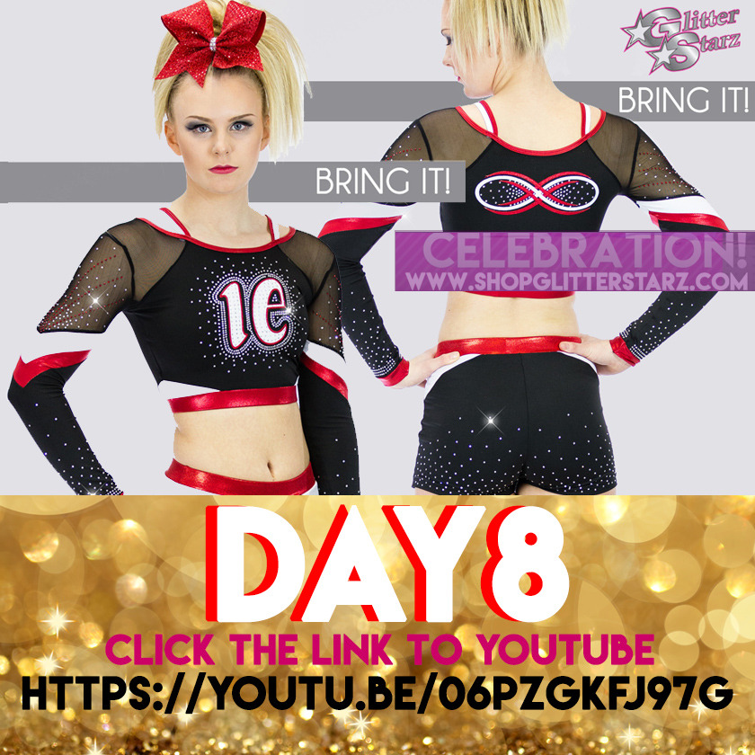 glitterstarz custom cheer uniforms