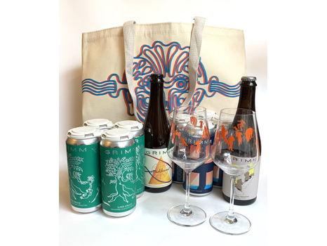 Grimm Brewery Gift Basket