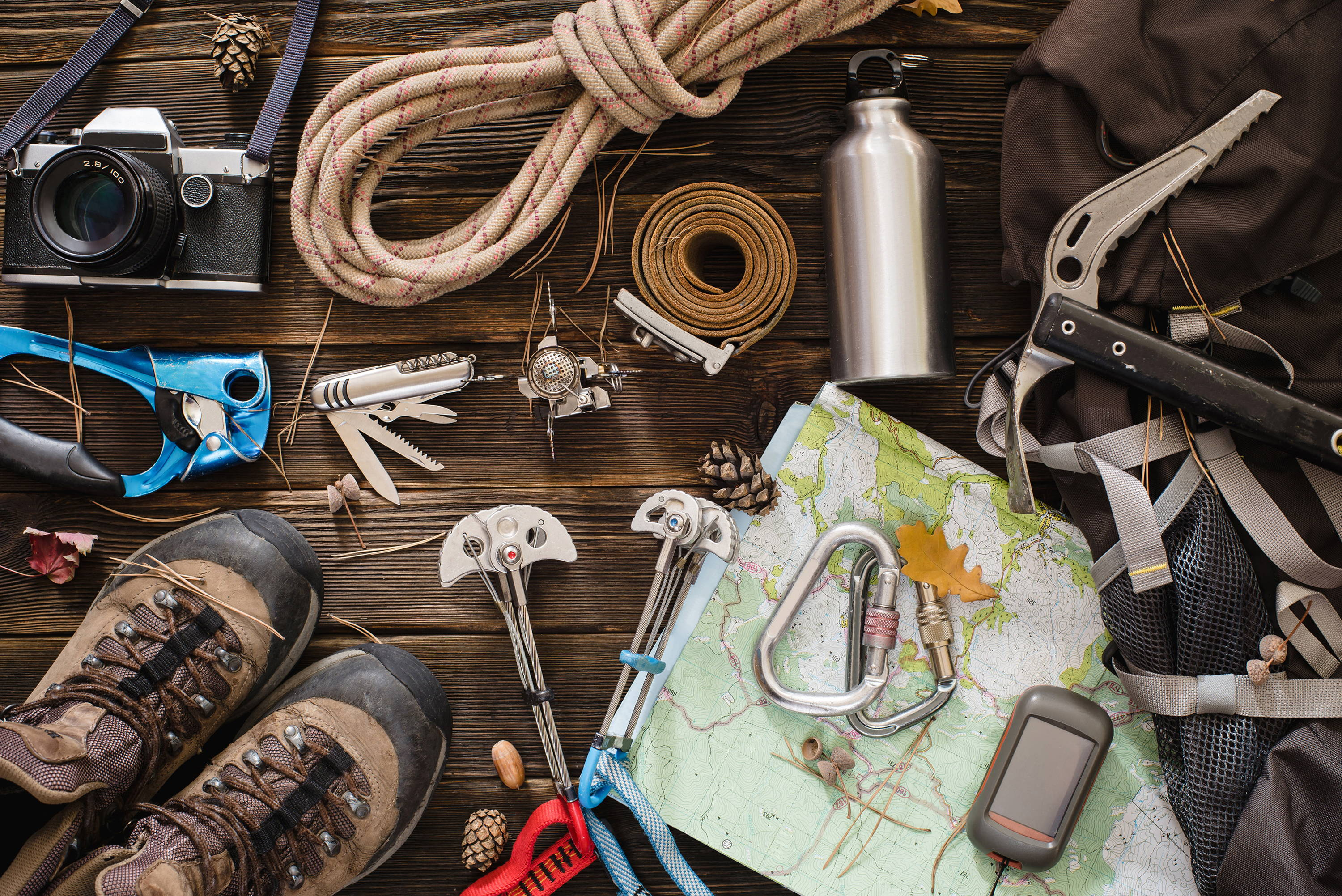 Survival Gear Systems, Survivalist spring cleaning