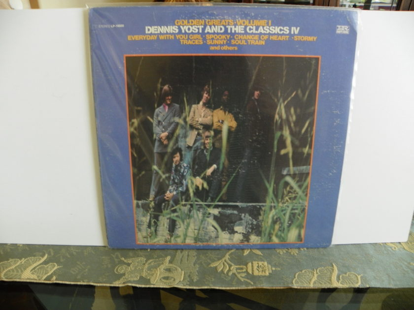DENNIS YOST AND THE CLASSICS IV - GOLDEN HITS -VOLUME 1