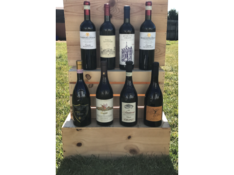Estate Wine Collection for the Italian Wine Enthusiast