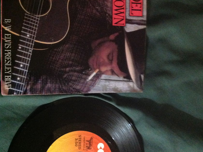 Billy Joel - Allentown 45 With Sleeve
