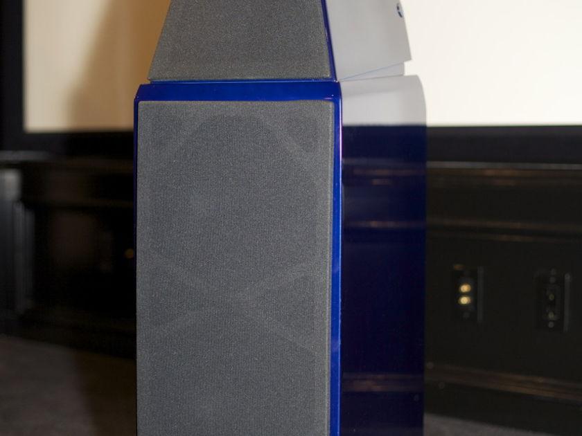 Wilson Audio WATT/Puppy 7 Ferrari Blue