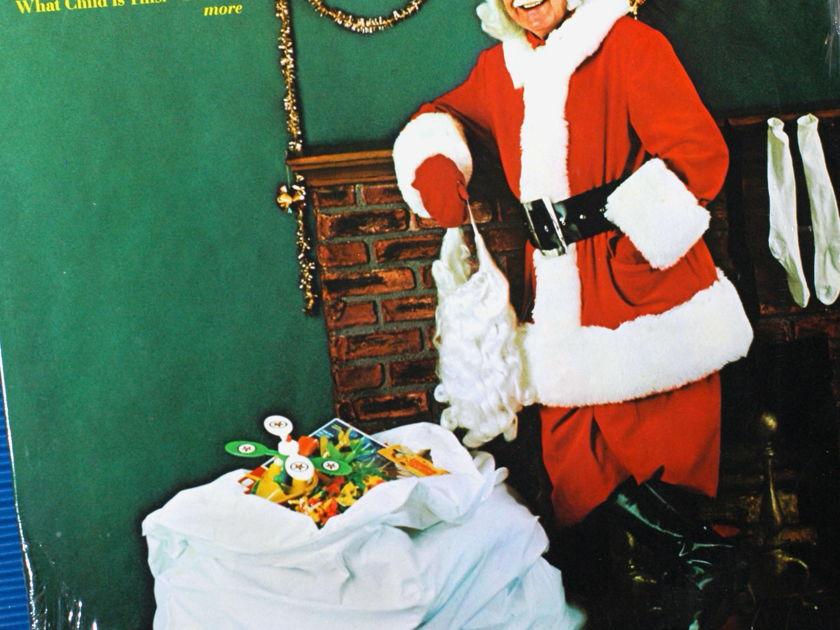 """""""POPS GOES CHRISTMAS"""" - / Fiedler / Boston Pops - RCA 1972 SEALED"""