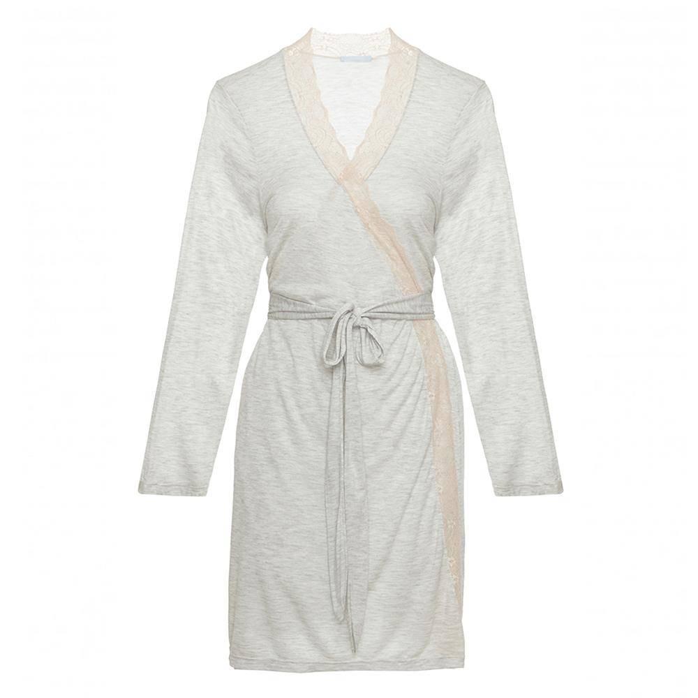 eberjey emme long sleeve robe