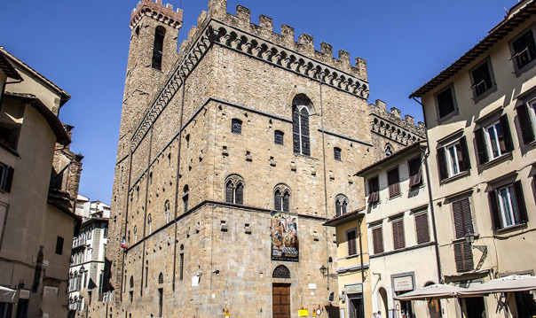 Барджелло - ратуша, тюрьма, музей