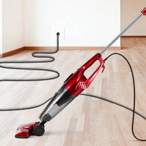 Aposen 15KPA Lightweight Quiet Corded Stick Vacuum is 16.4ft long coed length