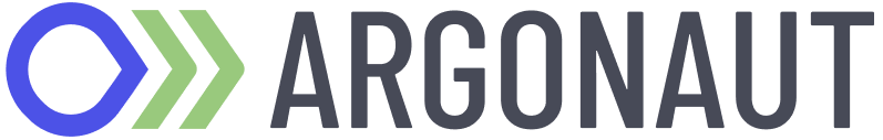 Argonaut text light
