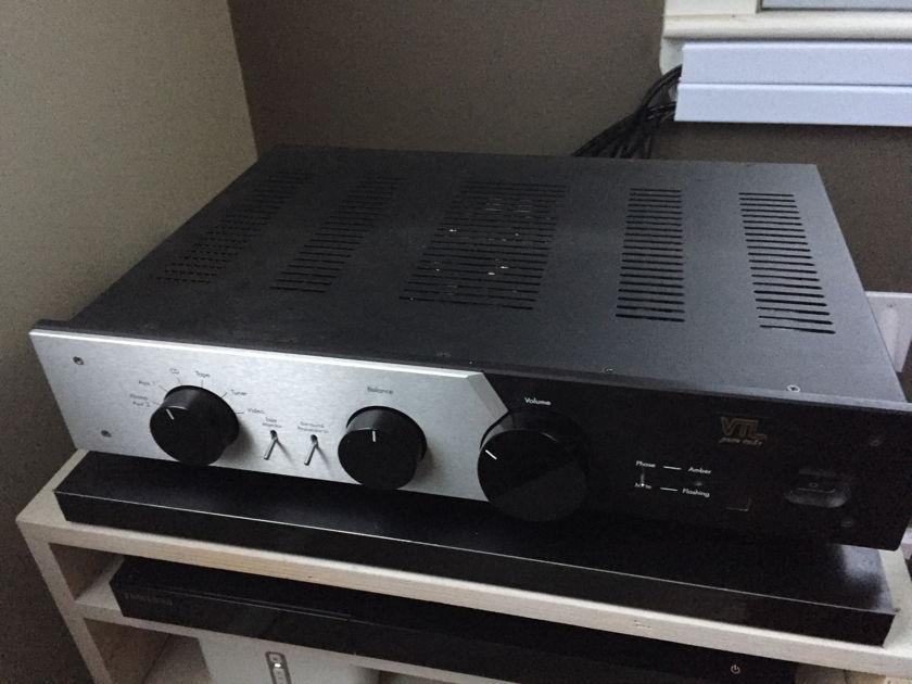 VTL TL-5.5 No phono board