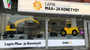 Lapin maa- ja konetyöt Oy, Rovaniemi