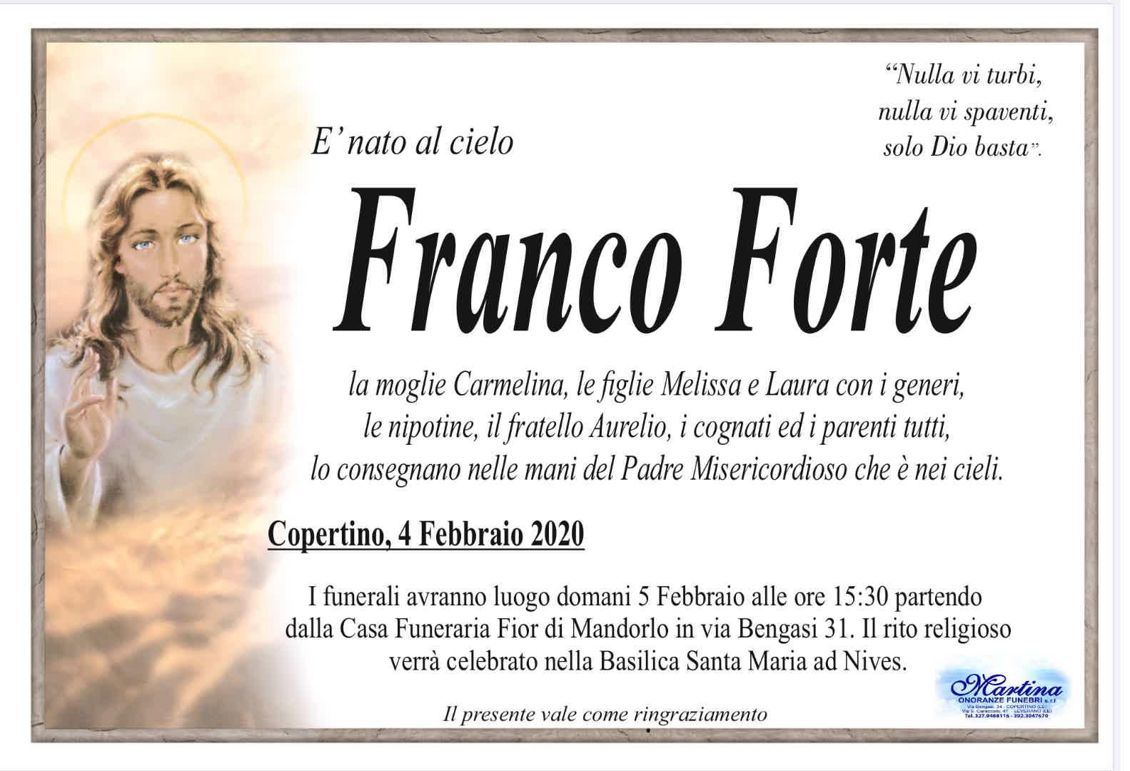 Franco Forte