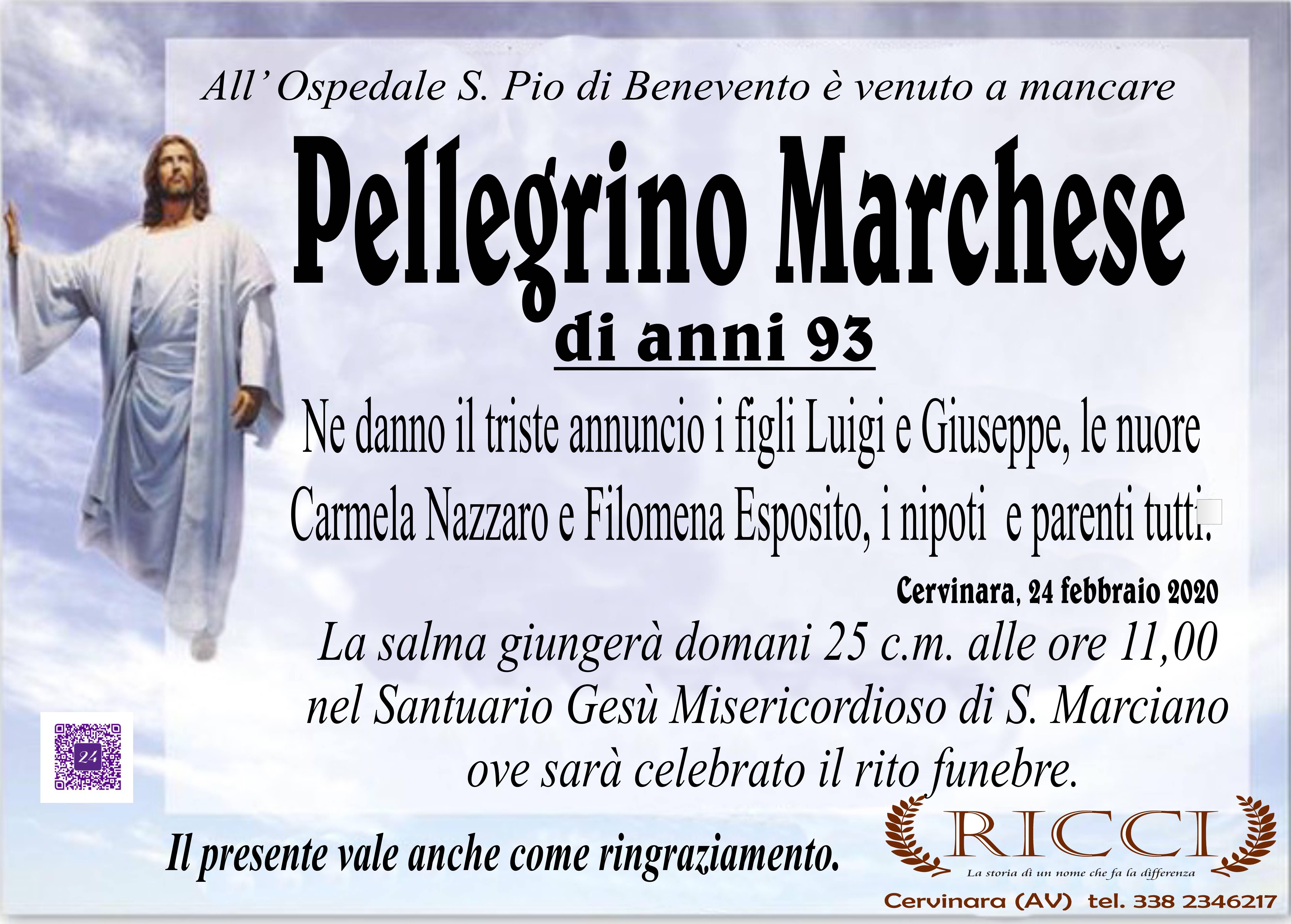 Pellegrino Marchese