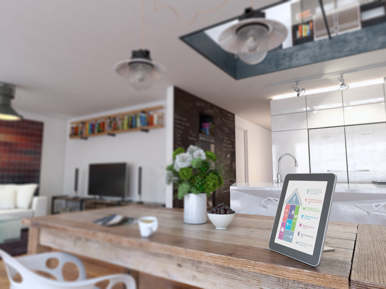 Smart living : un concept de vie et d'habitat intelligents
