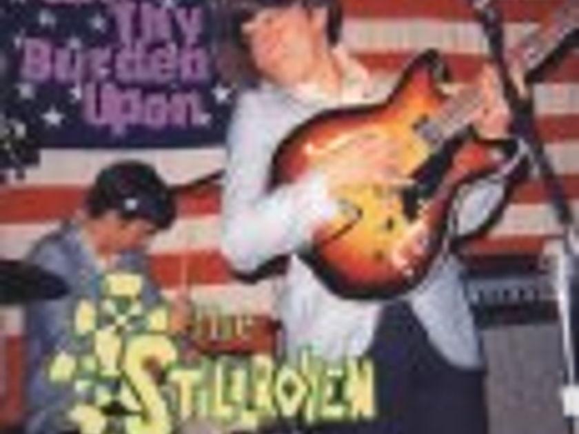 Stillroven - Cast Thy Burden Upon Sundazed label