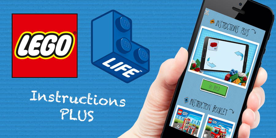 lego life app instructions