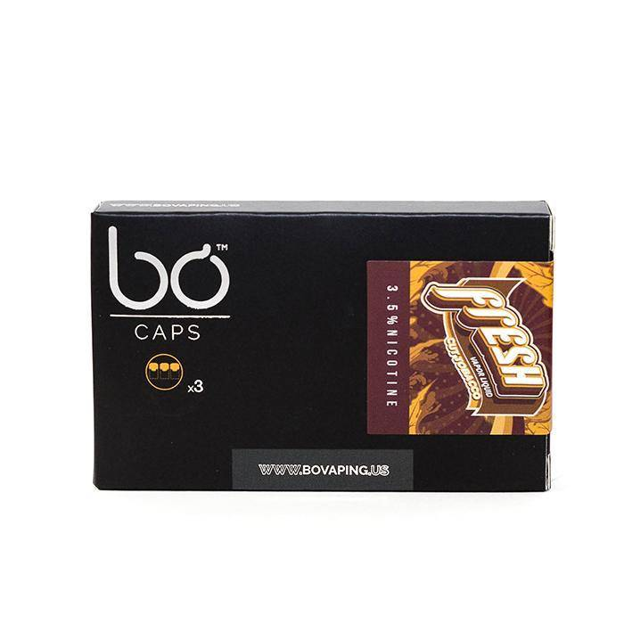 Cut Tobacco Bo Pods - Fresh Vapor - Bo Vaping Wholesale