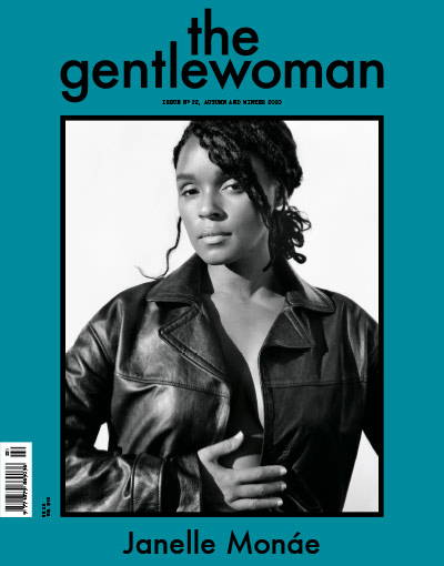 The Gentlewoman Janelle Monae