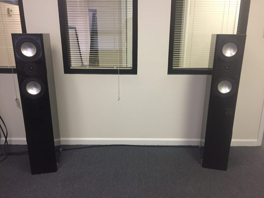 RBH Sound 1266se Tower Speakers
