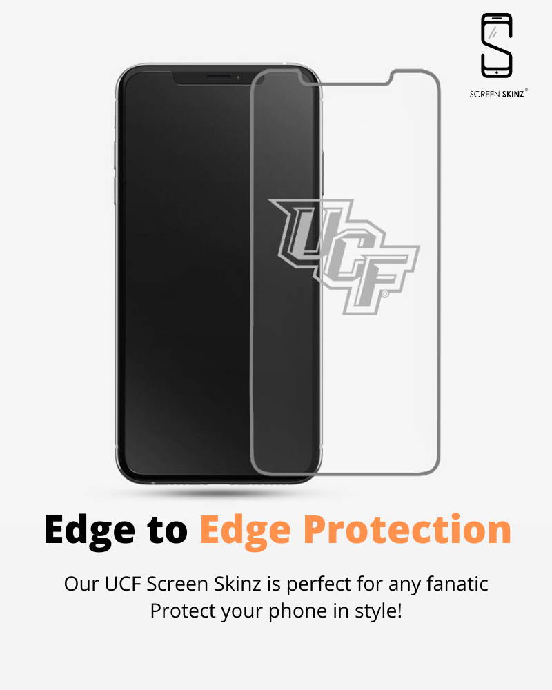 University of Central Florida | UCF Knights | UCF Football | Screen Skinz | Best iPhone Screen Protector