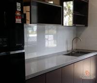 infinity-kitchen-renovation-contemporary-modern-malaysia-selangor-dry-kitchen-wet-kitchen-interior-design