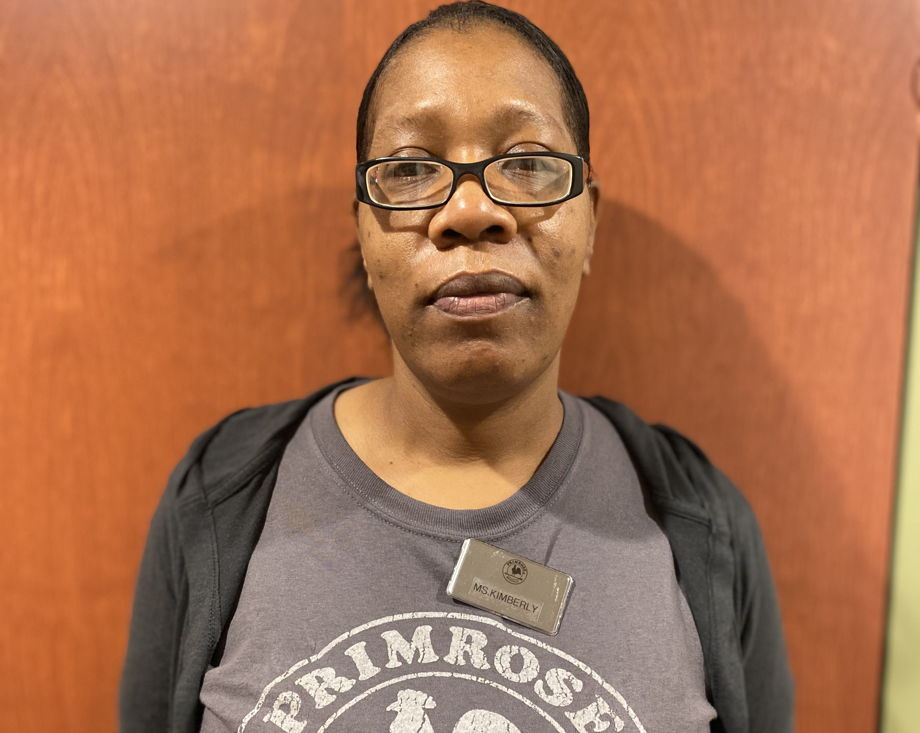 Kimberly Lawrence , Early Preschool Teacher